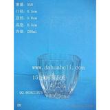 280ml高白料玻璃杯 啤酒杯 定做玻璃杯