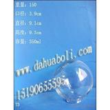 350ml玻璃瓶 定做玻璃瓶 工艺瓶