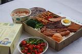 一次性环保木制快餐盒一次性环保白杨木片快餐盒