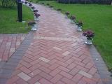 园林砖,透水砖,园林道板砖,庭院装饰砖,小区景观砖