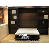 SMK赛美壁柜床赢在节省空间