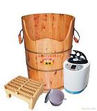 蒸好家用蒸汽足浴桶,中药熏蒸祛除风湿,全新一代足疗产品