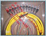 12芯FC束状尾纤|FC/PC束状尾纤
