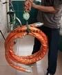 灌缝机保温软管