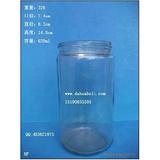 620ml罐头瓶 酱菜瓶 蜂蜜瓶 食品玻璃瓶