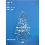 140ml工艺瓶 徐州玻璃瓶 定做玻璃瓶