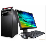 聯想(Lenovo)揚天M7100d 臺式電腦(四核645 4G內存 500G硬盤 512M獨顯 DVD刻錄 Win7