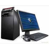 联想(Lenovo)扬天M6600d 台式电脑(双核G620 4G内存 500G硬盘 512M独显 DVD光驱 Win7