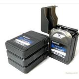 orico 3.5寸硬盘保护盒 硬盘收纳盒 彩色防震多硬盘必备