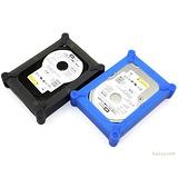 2.5寸硬盘保护套 硬盘硅胶套 硬盘保护盒 硬盘收纳盒硬盘