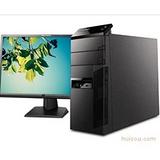 聯想(Lenovo)揚天M2620d 臺式電腦(雙核E3400 2G內存 320G硬盤 DVD光驅 20英寸 Win7)