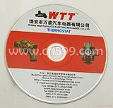 CD音频类光盘印刷制作