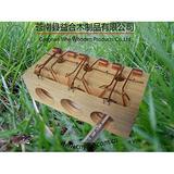 供应益合木制老鼠夹老鼠笼(孔)