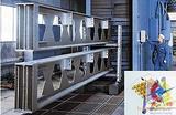 型钢槽钢构件专用清理机