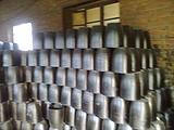 粘土炼金石墨坩埚,粘土炼银石墨坩埚