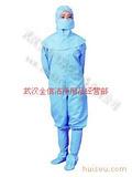 供应武汉金志飞防静电服,防静电分体服厂家。