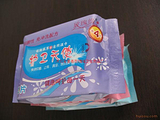 湿巾女士洁阴护理湿巾26片批发货员代理加盟保健品紫