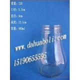 460ml酱菜瓶 罐头瓶 蜂蜜瓶 定做食品玻璃瓶