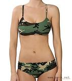 高档泳装,比基尼,女子训练泳装