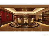 瑞安家和装饰案例展示 地税局餐厅11层