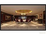 瑞安家和装饰案例展示 地税局餐厅11层c4