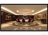 瑞安家和装饰案例展示 地税局餐厅11层c3