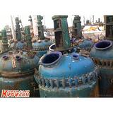 供应二手5吨不锈钢反应釜、二手10吨不锈钢储罐、二手储罐