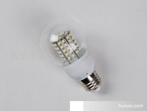 smdled球泡灯,led灯泡,led节能灯泡(贴片3528,66珠)