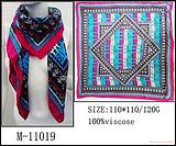 围巾M-11019