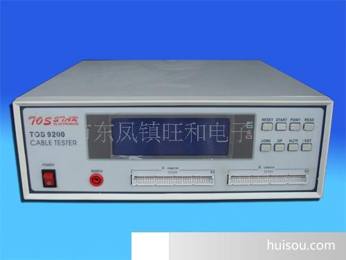 供应tos9200 排线测试仪
