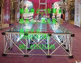 薄利多销 厂家大量批发折叠舞台架 玻璃舞台 婚庆背景架 舞台架