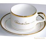 精美骨瓷单品咖啡杯