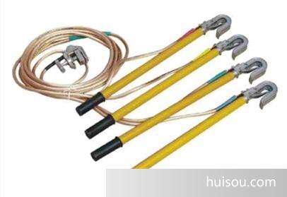 线路型短路接地线:适用于架空线路停电检修用