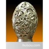 厂家提供透雕宫灯、酒店配饰、雕塑加工