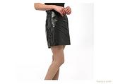 衣人领秀 新款真皮皮裤 真皮皮裙 女士真皮皮裤子裙子短裤