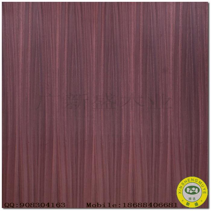 【广新盛】天然印尼酸枝原木木皮饰面板-贴面板
