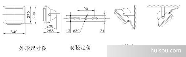 灯具安装后,供电前应检查灯具的接线方式是否正确,安装