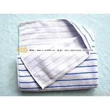 天织坊超细纤维蓝白条清洁巾