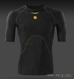综合系列STYLIZE-X男子压缩短袖上衣