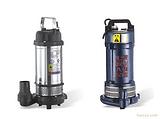 QDX、QX型潜水电泵
