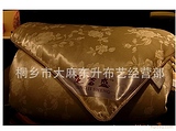 龙吉盛净重3斤蚕丝被专供100%纯天然丝绸面料,免翻洗·易保存