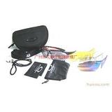 工厂代工 OEM 奥克力0089连体眼镜 可换片自行车风镜