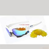 工厂OEM OAKLEY JAWBONE 偏光运动眼镜 自行车眼镜