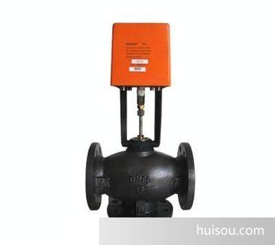 机械及行业设备 阀门 供应电动三通调节阀(图)  公称压力:pn1.6-32.图片