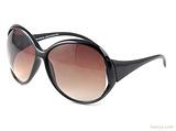 女 大框明星款太阳眼镜 欧美时尚