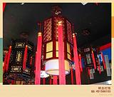 古典羊皮工程灯|仿羊皮工程灯|酒店古典羊皮壁灯|中式酒店羊皮灯