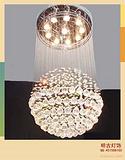 现代低压水晶灯|非标现代水晶灯|酒店现代水晶灯定制