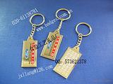 钥匙扣、金属钥匙扣、锌合金钥匙扣、钥匙链