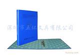 定做PVC纸板文件夹,定做档案夹,深圳订做文件夹