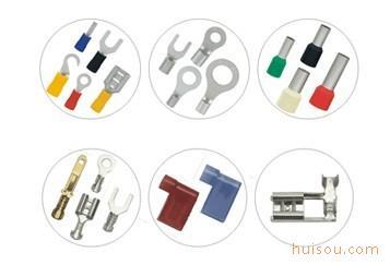 用于压接插针型同芯端子; 钩型端子,钩型裸端头,接线端子; &nbsp